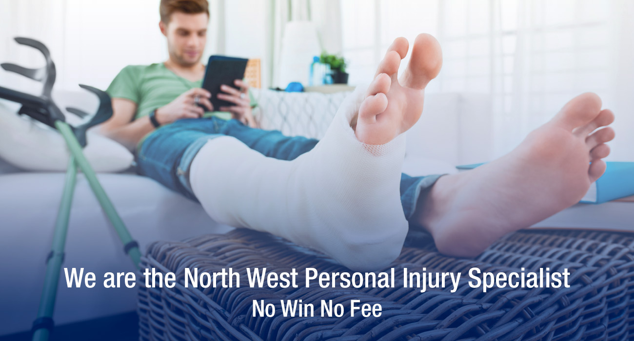 We are the North West Personal Injury Specialist